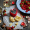 Heart-Shaped Cheese